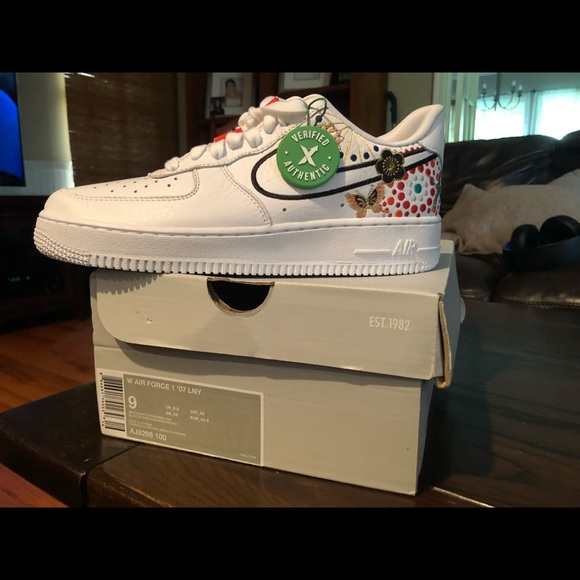 the best attitude 30e3d 62c60 Nike Airforce 1 - 2018 Chinese New Year